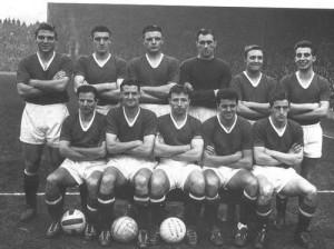 Манчестер Юнайтед сезон 1957-58