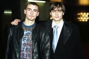 Бербатов с братом